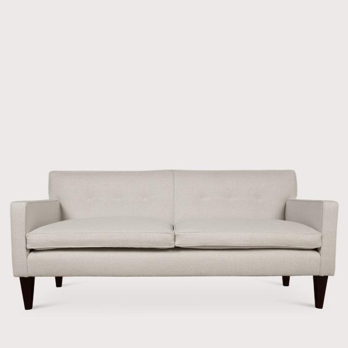 Brompton Sofa Full Arm Fixed Back