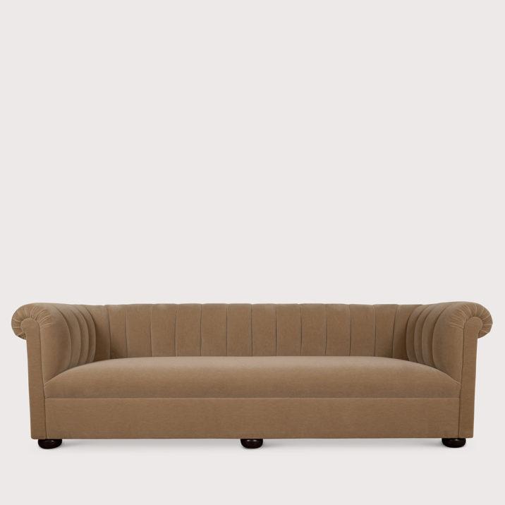 Channeled Sofa