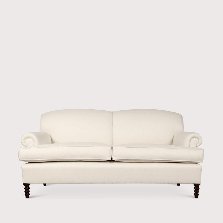 Signature Sofa Short Scroll Arm