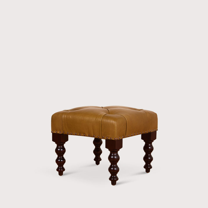 Baby Signature Stool (buttoned)