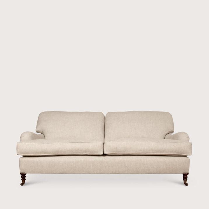 78″ Medium Signature Sofa Standard Arm Cushion Back
