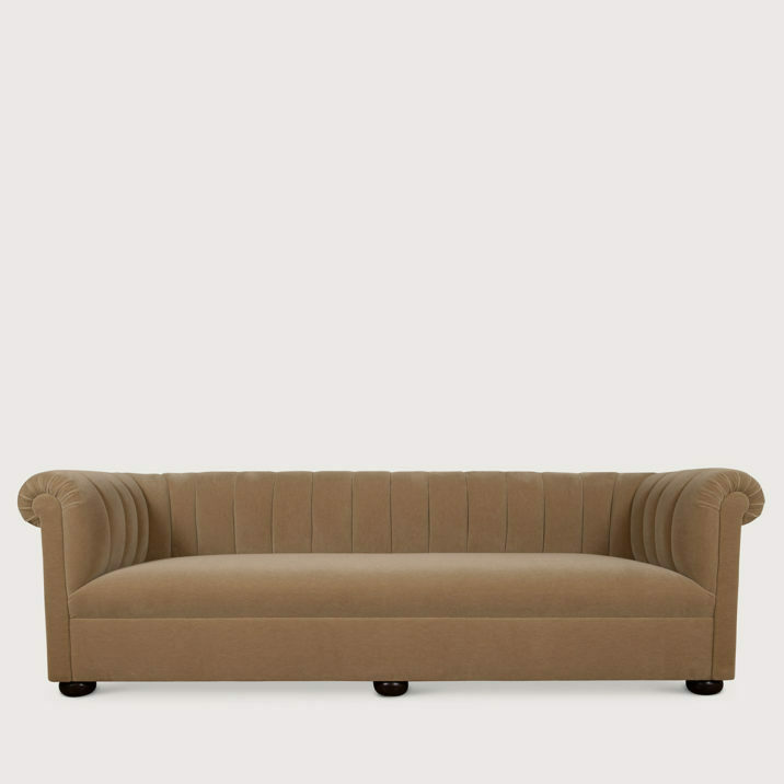 Channeled Sofa