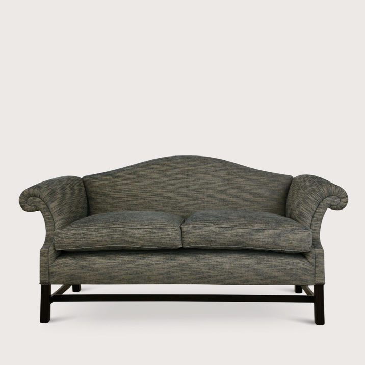Chippendale Sofa with seat cushions
