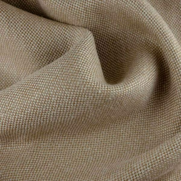Light Brown and White Fabric