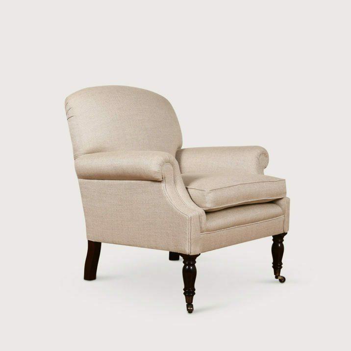 Dahl Chair with Seat Cushion