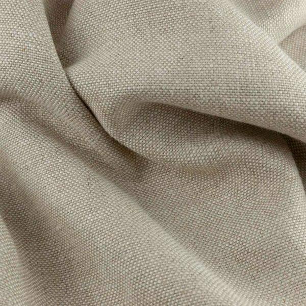 Greyish White with Brown Undertone Fabric