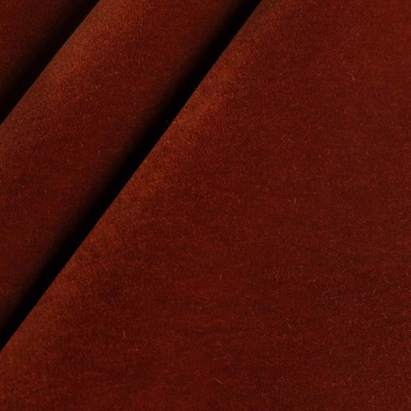 Rich Red Fabric