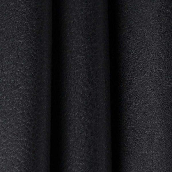Black Soft Leather