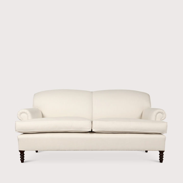 Signature Sofa Short Scroll Arm