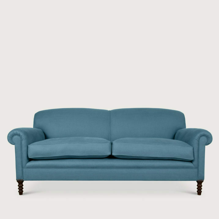 Signature Sofa Full Scroll Arm