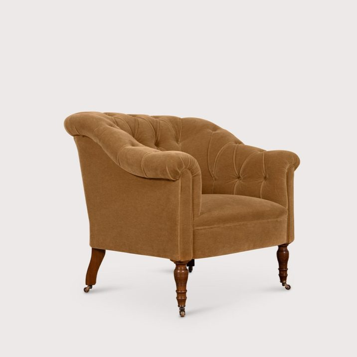 Somerville Chair (buttoned)
