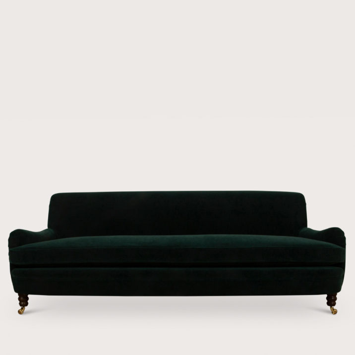 Jules Sofa with seat cushion