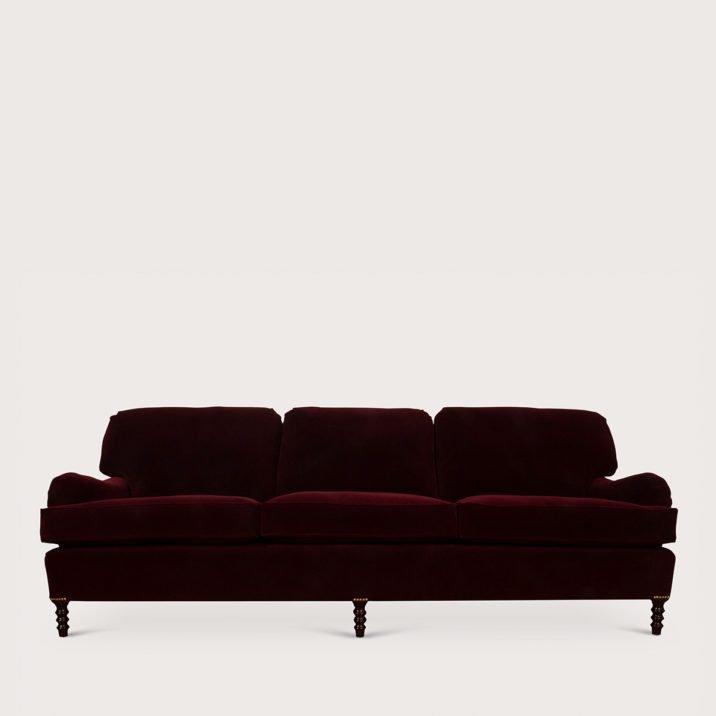 Signature Sofa Standard Arm with cushion back