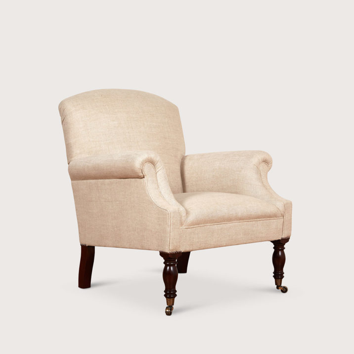 Dahl Chair with fixed seat