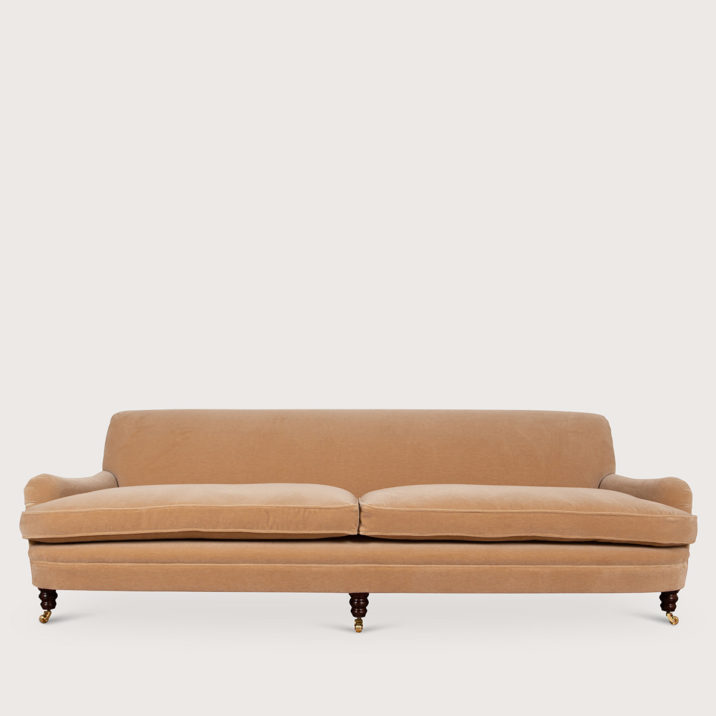 Jules Sofa with seat cushions
