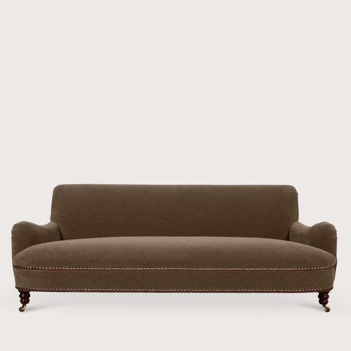 Jules Sofa with fixed seat
