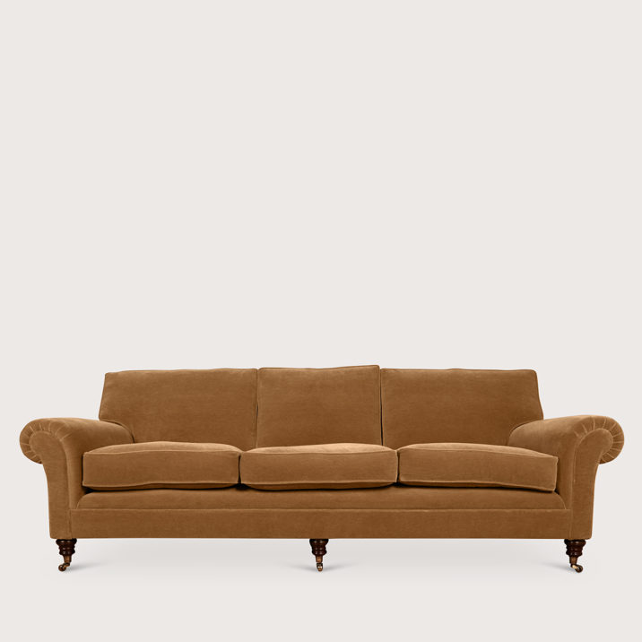 Large Signature Sofa Elverdon Arm with cushion back