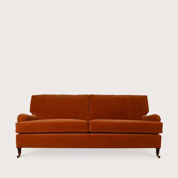 Large Signature Sofa Standard Arm cushion back