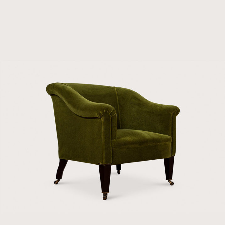 Somerville Chair (unbuttoned)